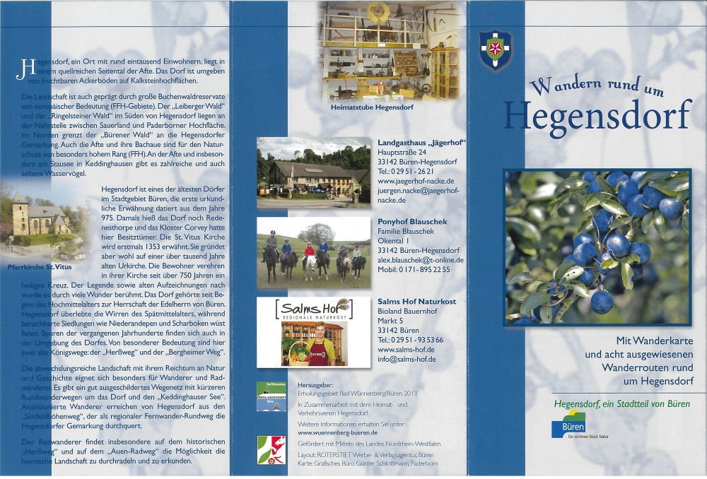 Flyer Hegensdorf Seite 1
