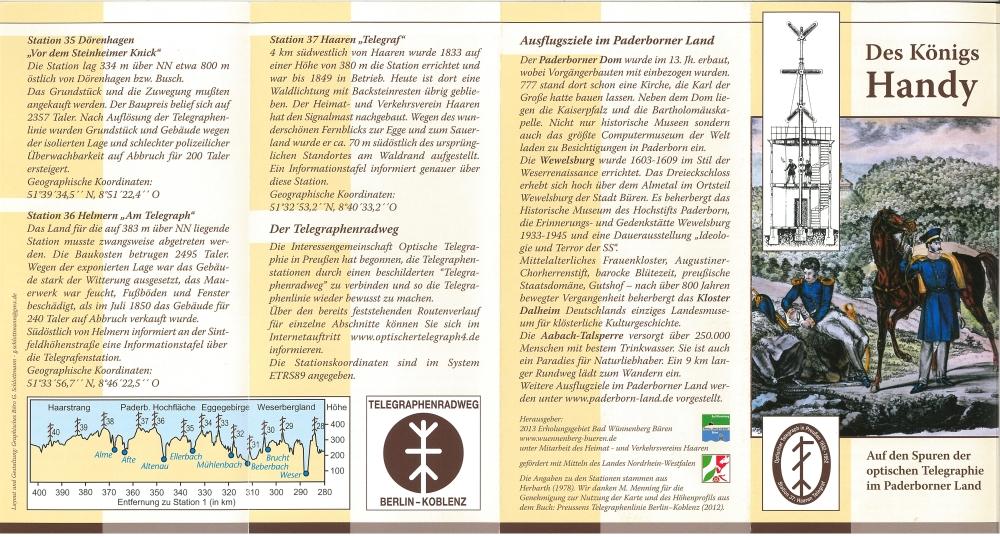 Flyer Koenigs Handy Seite 1