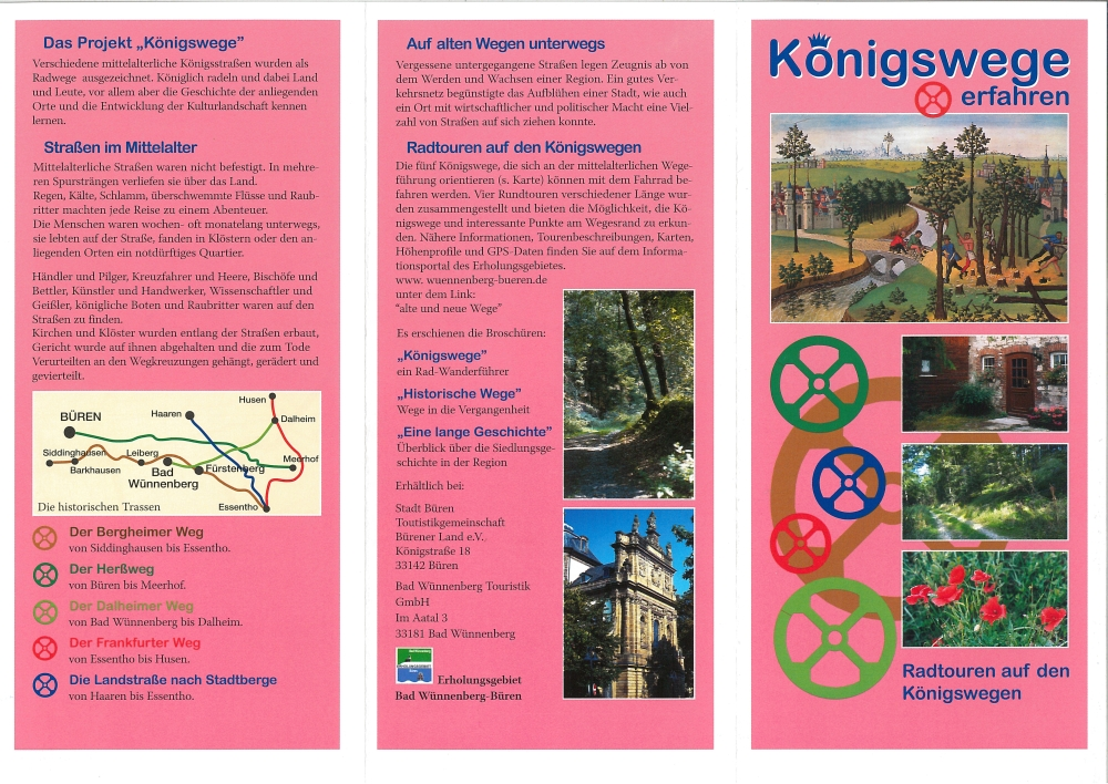 Flyer Koenigswege Seite 1