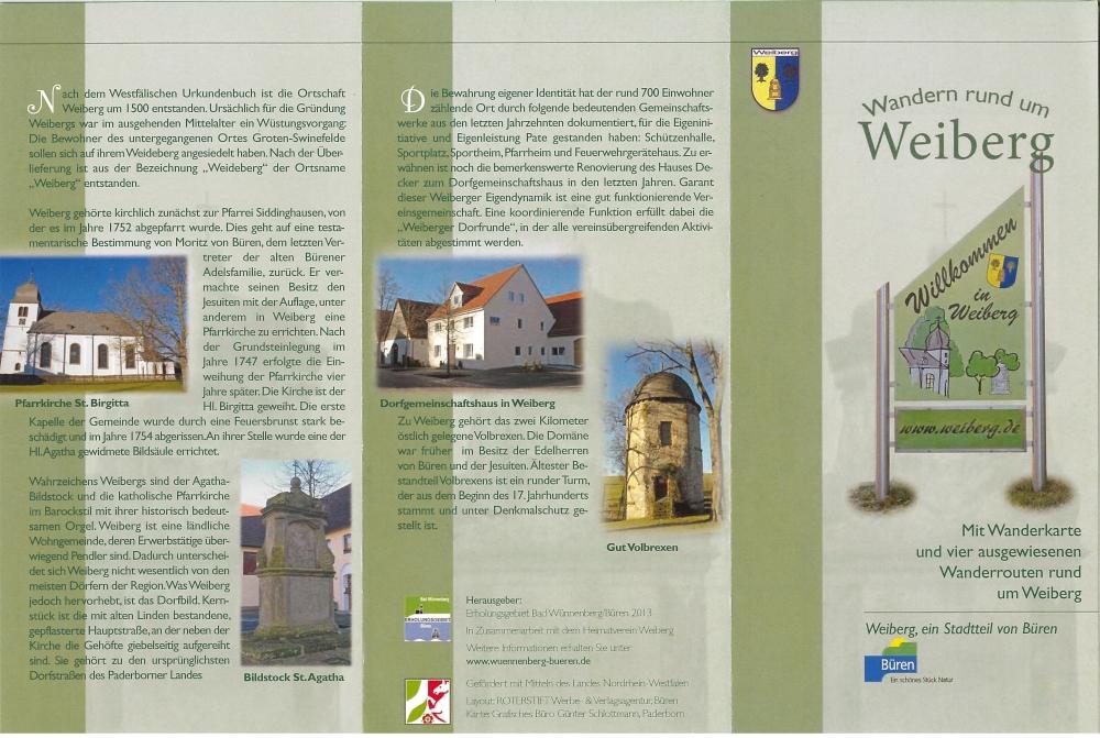 Flyer Weiberg Seite 1