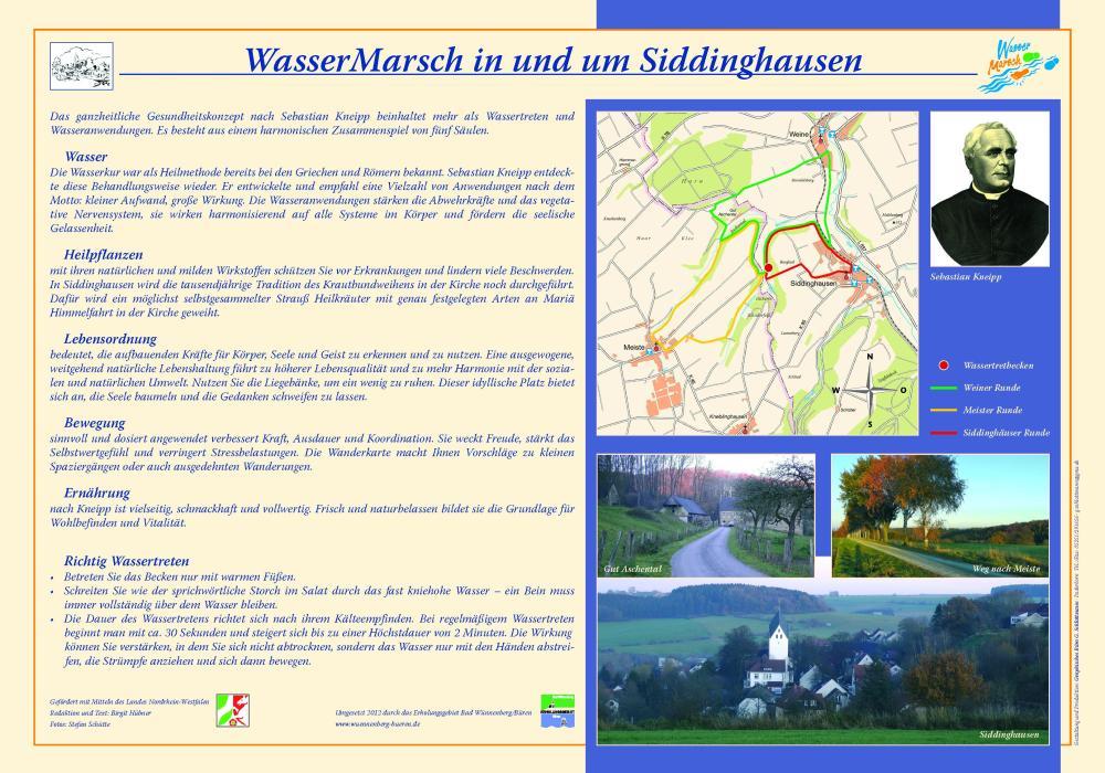 WasserMarsch Siddinghausen