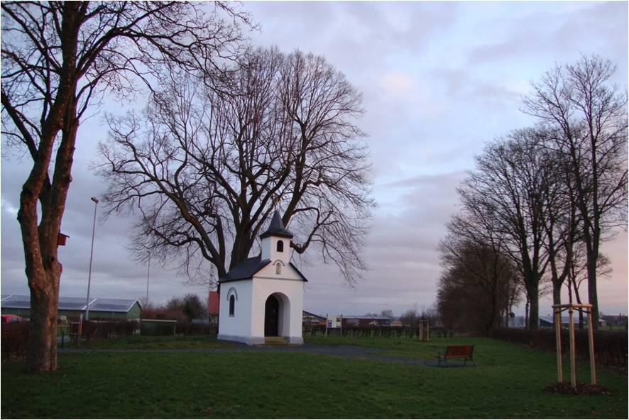 Lindenpflanzung Antoniuskapelle