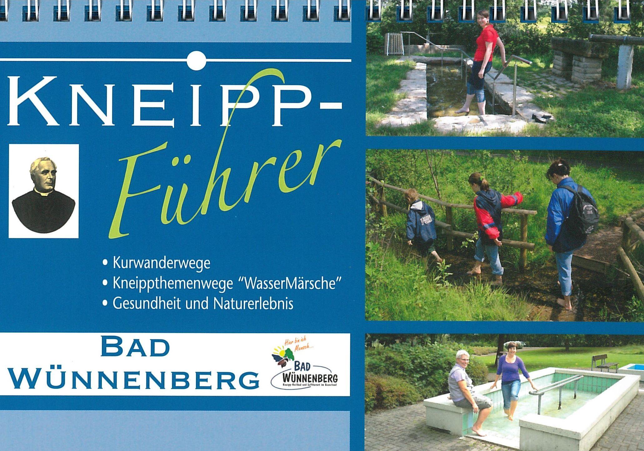 Kneippführern Bad Wünnenberg